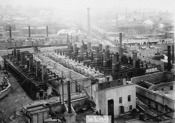 История производства керосина